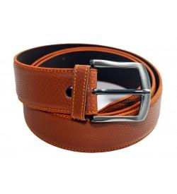 Nexon Genuine Leather Belt For Men ( Tan ) - 0342