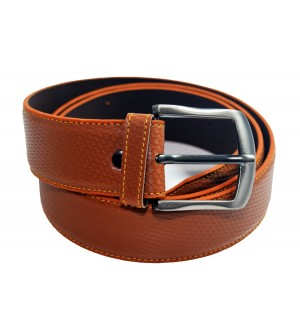 Nexon Genuine Leather Belt For Men ( Tan ) - 0342
