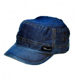 Classic Denim Cotton Cap - 8170 - Pack Of 2