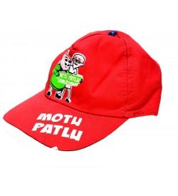 Motu Patlu Multi Colour Cap For Kids - 8203 - Pack Of 6