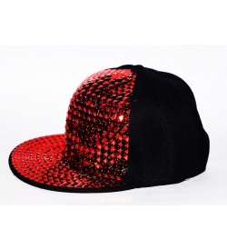 Maroon Self Design Cotton Cap For Mens - CA_7706