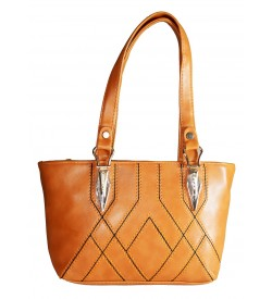 HB-0237 Hand-Held Bag ( Honey )