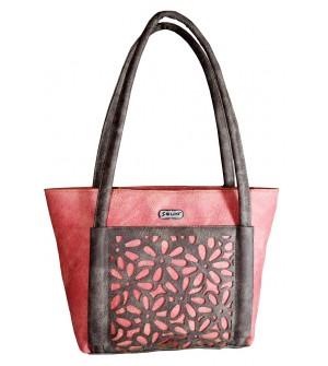 Sun Shoulder Bag - ( Peach Brown ) - 0240