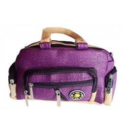 BHB Hand-held Bag - LT.Purple - 0250