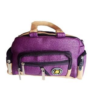 BHB Hand-held Bag - LT.Purple - 0250