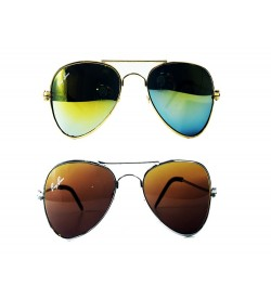 Bay Ban Aviator Sunglasses For Kids (Pack Of 2) -0942