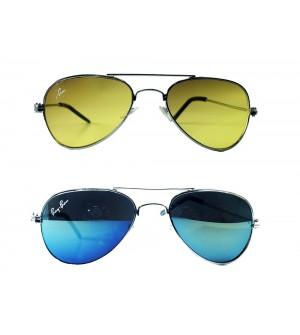 Bay Ban Aviator Sunglasses For Kids (Pack Of 2) -0957
