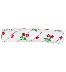 Gunaas White Print Towel Pack Of 2 -1141