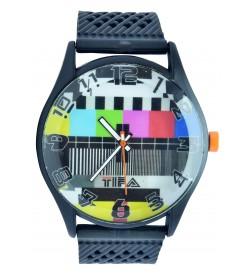 TIFA Analog Black Dial Watch  - For Men's