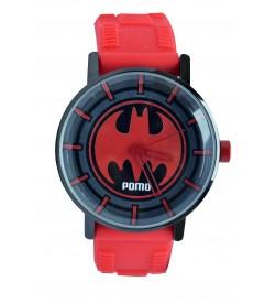POMO Stylish Analog Watch - For Men( Red )