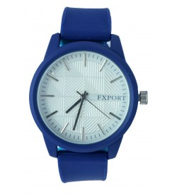 FEXPORT Stylish Analog Watch - For Women (Ink blue)