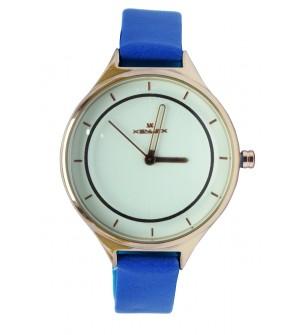 XENLEX Stylish Analog Watch - For Women ( Blue )