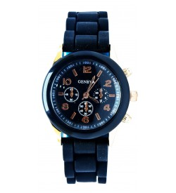 GENEVA Stylish Analog Watch - For Women (Black)