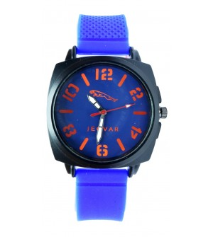 JegvarLatest Collection Stylish Watch for Men ( Blue )