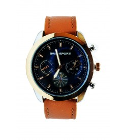Awin Sport Latest Collection of Leather Watch for Men