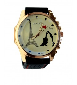 DANLEX Love Style Watch For Boys & Mens - 8343