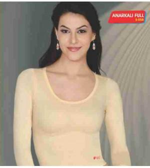 Prithvi Anarkali Full Sleeve Slips