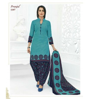 PRANJUL-PRIYANKA-VOL-11-PATIALA-SPECIAL-COTTON-DRESS-Salwar Suit-1107