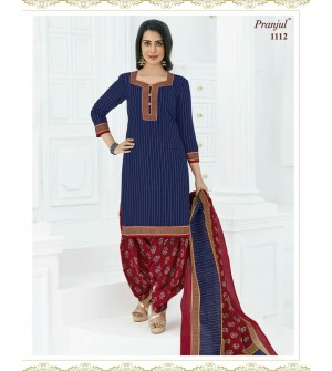 PRANJUL-PRIYANKA-VOL-11-PATIALA-SPECIAL-COTTON-DRESS-Salwar Suit-1112