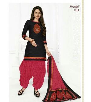 PRANJUL-PRIYANKA-VOL-11-PATIALA-SPECIAL-COTTON-DRESS-Salwar Suit-1114