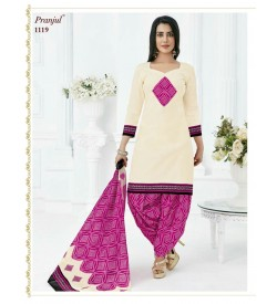 PRANJUL-PRIYANKA-VOL-11-PATIALA-SPECIAL-COTTON-DRESS-Salwar Suit-1119