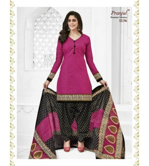 PRANJUL-PRIYANKA-VOL-11-PATIALA-SPECIAL-COTTON-DRESS-Salwar Suit-1136