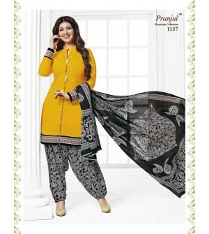PRANJUL-PRIYANKA-VOL-11-PATIALA-SPECIAL-COTTON-DRESS-Salwar Suit-1137
