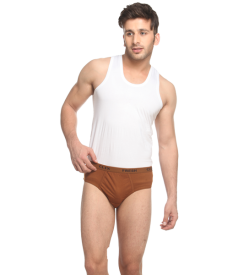 Clix Fresh O.E Brief 5 Multi Colour Brief Pack Of -5 - CLIX_7402
