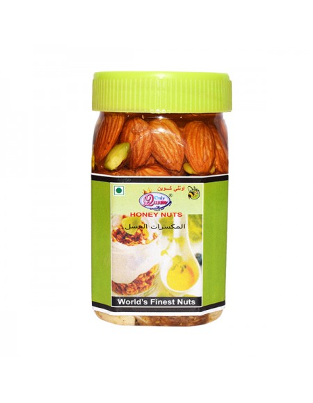 Only Queen Honey Nuts 250gm