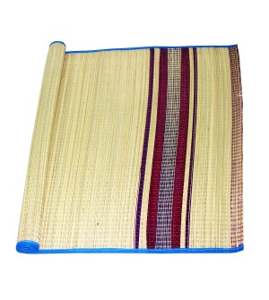 Vandavasi Cool Eco-friendly Portable Korai Pai Grass Sleeping, Pooja Mat – 2
