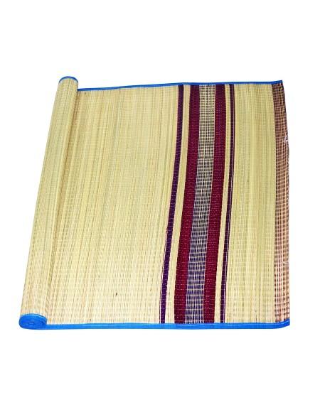 Vandavasi Cool Eco-friendly Portable Korai Pai Grass Sleeping, Pooja Mat – 2
