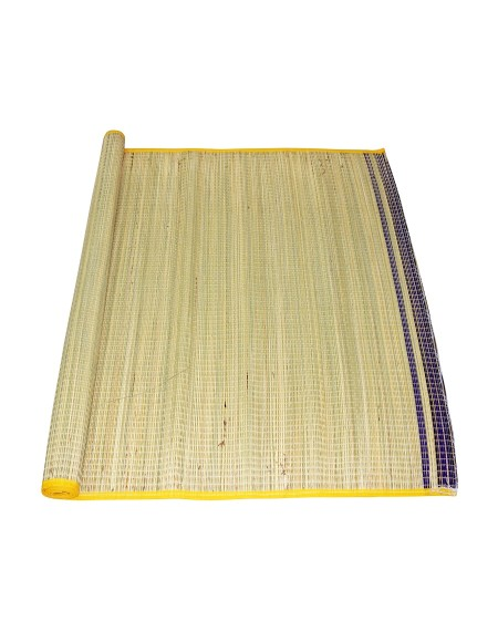 Vandavasi Cool Eco-friendly Portable Korai Pai Grass Sleeping, Pooja Mat – 3