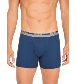 Jockey Estate Blue Boxer Brief