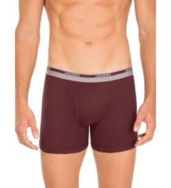 Jockey Mauve Wine Boxer Brief