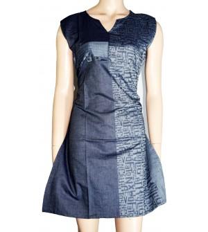 Lepsy T-5011 Gray Kurti For Women's And Girls - KU_1579
