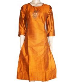Lepsy Silk mode-153 Designed Kurti For Women's And Girls - KU_1583