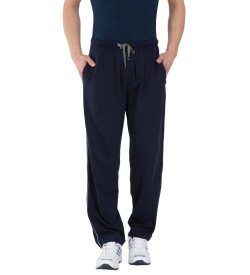 Jockey Navy Jersey Pants - 9500