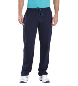 Jockey Navy & Seaport Teal Jersey Pants - 9500