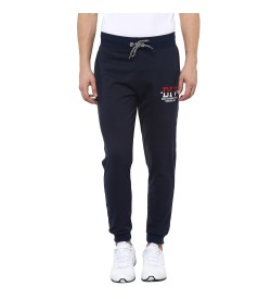 Ranger Joggers Blue Mens Lower with Zipper Pocket
