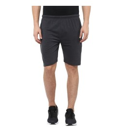 Ranger Carbon Black Men's Bermuda with Zipper Pocket