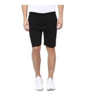 Ranger Black Men's Bermuda with Zipper Pocket