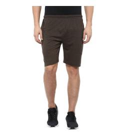 Ranger Carbon Brown Men's Bermuda with Zipper Pocket