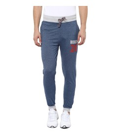 Ranger Joggers Charcoal Blue Mens Lower with Zipper Pocket
