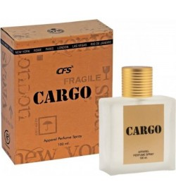 CFS Perfume Spray Cargo CFS Khakhi Perfume - 100 ml  (For Men & Women)