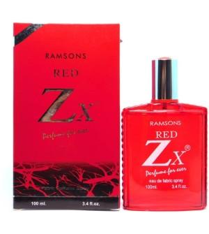 Ramsons RED ZX Eau de Parfum - 100 ml  (For Men & Women)