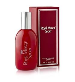 Royal Mirage Sport Eau De Cologne Spray  - 120 ml  (For Women)