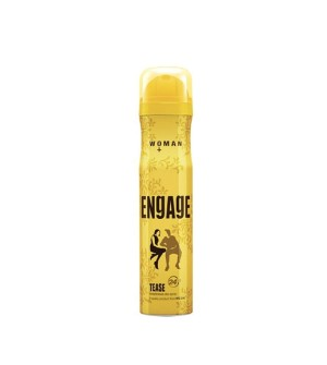 Engage Woman Deodorant, Tease, 150ml