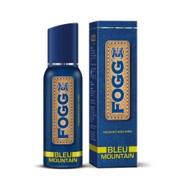 Fogg Bleu Mountain Fragnant Body Spray, 120ml