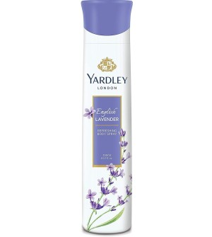 Yardley London Deodorant, English Bluebell, 150ml