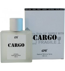 CFS Cargo White Eau de Parfum - 100 ml  (For Boys)